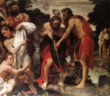 Carracci_Annibale_The_Baptism_of_Christ